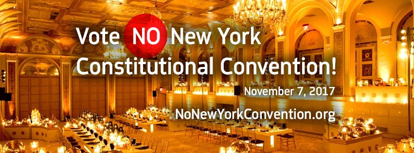 Vote NO! New York Constitutional Convention, NoNewYorkConvention.org, 2nd Ad, 2017-04-12